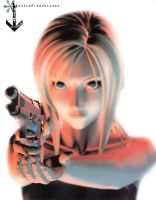 Parasite Eve by toxick