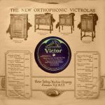 Victor, Batwing, B side by PRR8157