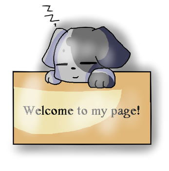 Welcome~ by Ione7Marie7