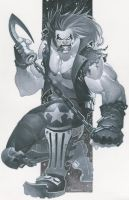 Lobo by ChristopherStevens