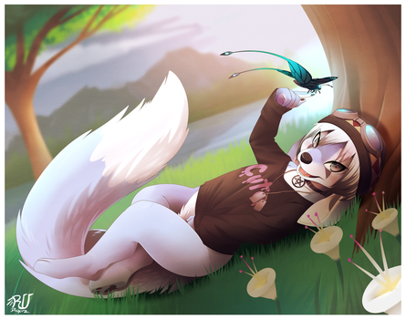 COMMISSION for Nixxiespark by phation