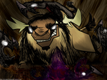 DS: Badass Beefalo by Hisscale