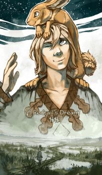 Chapter 6 cover page for A Redtail's Dream by MinnaSundberg