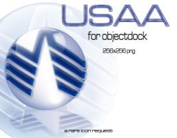 USAA for Objectdock by PoSmedley