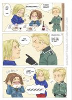 APH- What's happening there? by badbadtzmaru