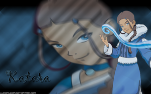 Katara Background by LucidFusion