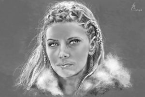 Lagertha by behindspace99