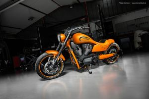 Hammer Limited Edition Orange II by AmericanMuscle
