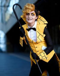 Bill Cipher by Prince-Lelouch