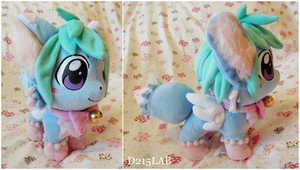 Suephy Plush by d215lab