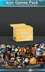 Icon Game Pack_part2 1of4 by 3xhumed