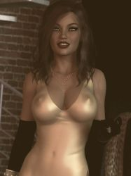 Erika - Sexy Negligee Preview by 007Fanatic