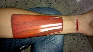 Body Painting Demonstrative by Thiago-M