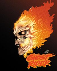 Ghost Rider by CorranHorn507