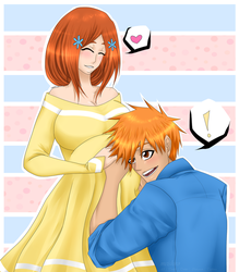 BLEACH: Meaning of Family [ICHIHIME] by meishiro