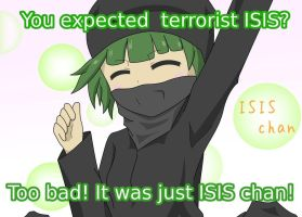 ISIS chan by ISISchan-ISIS-chan