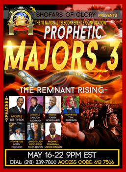 Prophetic Majors 3 by EthericDezigns
