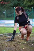 Claire Redfield RE2 cosplay VIII by Rejiclad