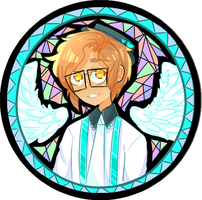 stained glass by 6oys