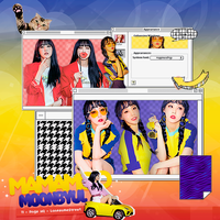 368|Moon Byul (mamamoo)|Png pack|#03| by happinesspngs