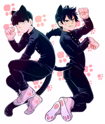 {MP100} CAT DAY by Pajuxi