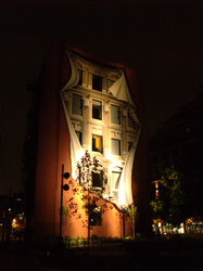 The Flatiron Mural by Neville6000