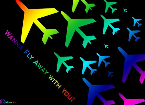 Fly Away wallpaper by DTR88