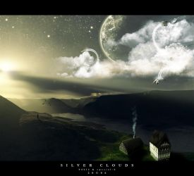 silver clouds by bdk14