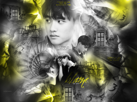 Kaisoo: Blame on you by oreuis
