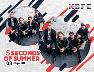 Photopack 30492 - 5 Seconds Of Summer by southsidepngs