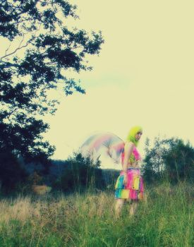 Fluoro Fairy 11 by monstatofu2011