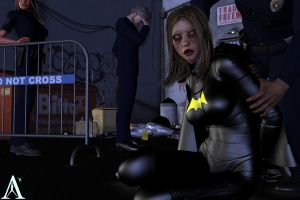 Batgirl Arrested by MndlessEntertainment