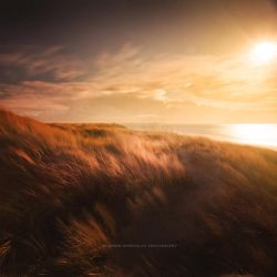 North Sea Sunset by soulofautumn87
