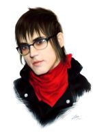 Mikey Way by Tin-angel-Nyo