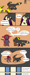 PMDUnity DR's and GS'Task 1 Page 1 by GamePlayerDani