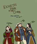 King Henry VIII by Zerohope2survive