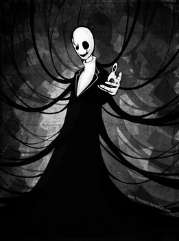 Gaster by 7thReaper