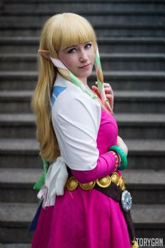 Zelda - The legend of zelda: Skywardsword by Lumacosplay