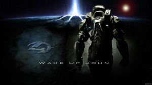 Halo 4 wallpaper by IIDR4COII