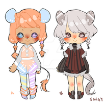NYP offer to adopt kemonomimi! - CLOSED by MayonnaiseBottle