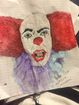 Pennywise The Clown by Cheeseburger911