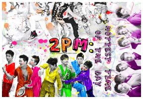 2pm - Hottest time of the day by tian-cai