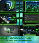 Nvidia Ultimate Windows 8.1 theme by poweredbyostx