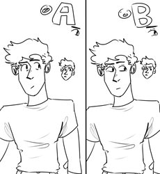 which eye style--- dont mind the shitty bodies by DoodlyDoodlerDoo