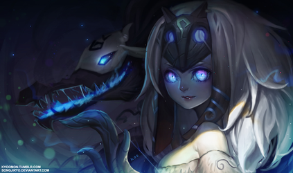 kindred by SongJiKyo