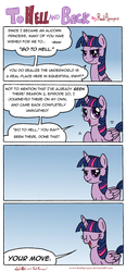 To Hell and Back by RedApropos