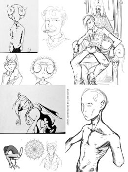 Sketchdump 11 by EnzymeDevice
