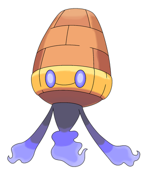 #081 Cryptise V3 by Smiley-Fakemon