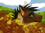 Leaves by Nythero