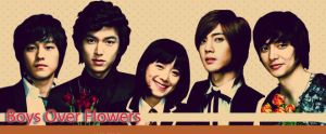 Boys over flowers by xoxoxhandra